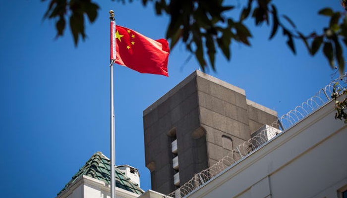 Chinese researcher charged with US visa fraud is in custody