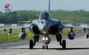 The country finds Rafale's security shield with unmatchable firepower