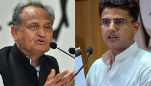 Gehlot Govt to lodge FIR against Sachin Pilot Camp