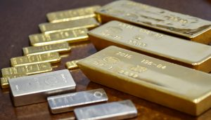Gold Silver Price Today: Gold rates edge higher, No changes in Silver