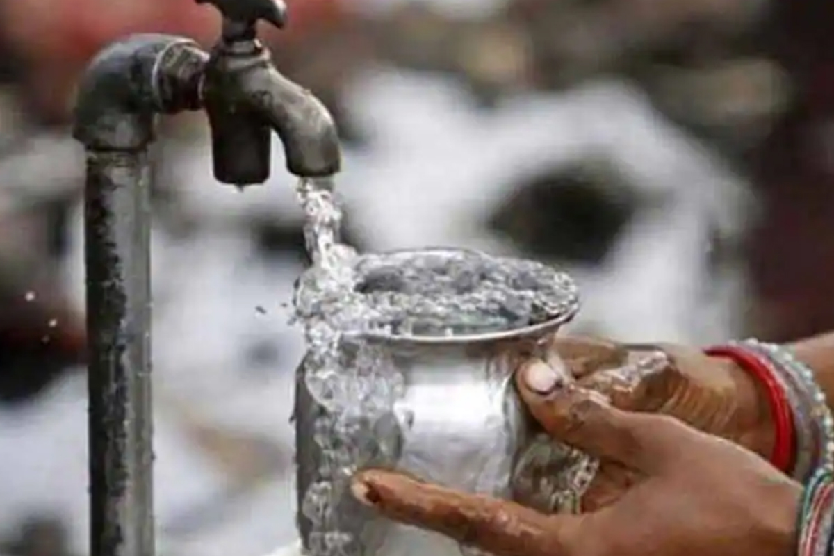 Jal Jeevan Mission-A novel approach to provide safe drinking water through Community Participation