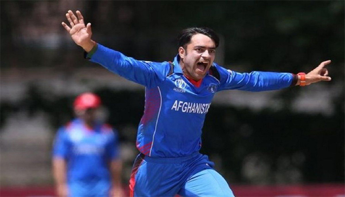 Rashid Khan Gets Trolled On Will get married after Afghanistan lifts World Cup