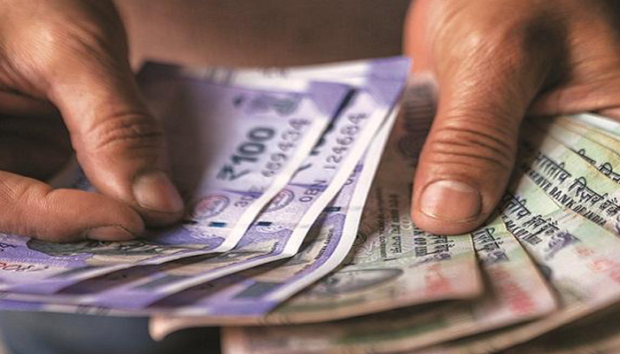Rupee tumbles 25 paise to close at 74.93 against US dollar