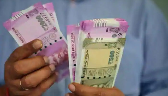 Rupee pares initial gains, settles unchanged at 74.83 against USD
