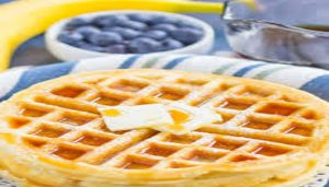 Start Your Week With Some Super Easy,Fluffy Waffles