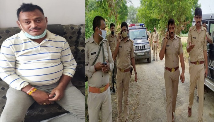 UP Police to bring back Gangster Vikas Dubey from Ujjain