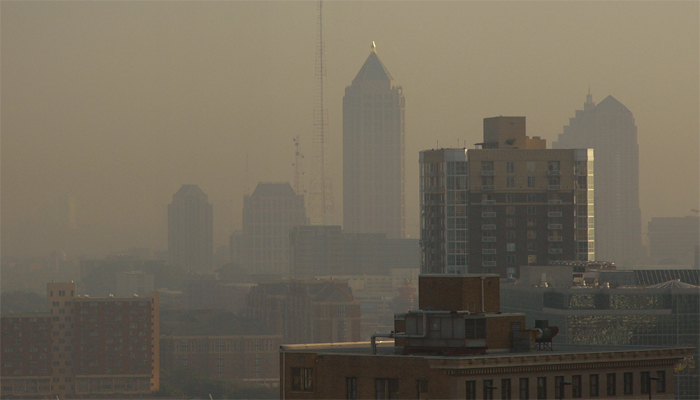 Rise in Air Pollution is Linked To Cardiovascular Disease