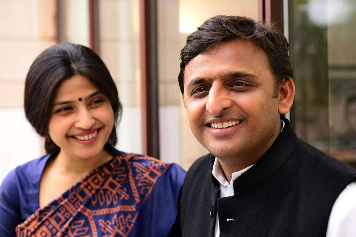 Dimple Yadav asks party workers to help needy on Akhilesh Yadavs Bday
