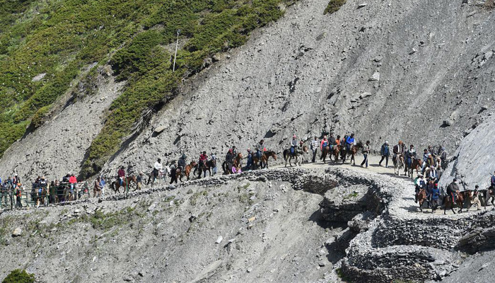 Amarnath Yatra likely to begin with only 500 devotees