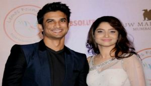 Ankita Lokhande remembers Sushant, says 'Keep smiling wherever you are'