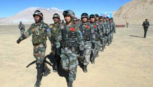 China says front-line troops taking effective measures to disengage