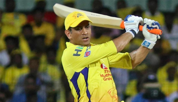 I was not able to middle lot of deliveries, was trying to hit too hard: CSK Skipper Dhoni