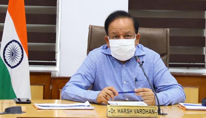 Free Covid-19 vaccine for all frontline workers in 1st phase: Harsh Vardhan