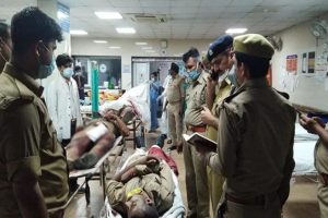 Eight Police personnel martyred in encounter with criminals in Kanpur