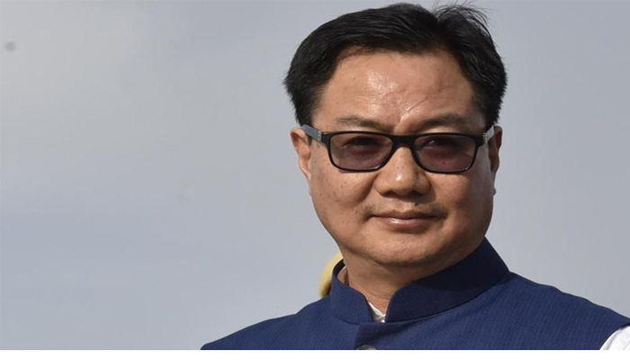There is hardly any understanding of sport among people in India: Rijiju