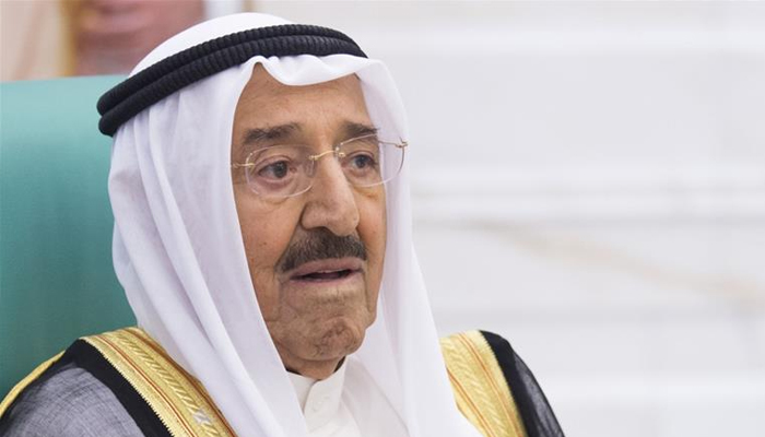 Kuwait emir, 91, flies to US for medical care after surgery