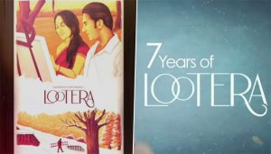 Ranveer Singh & Sonakshi Sinha Celebrating 7 Years Of 'Lootera'