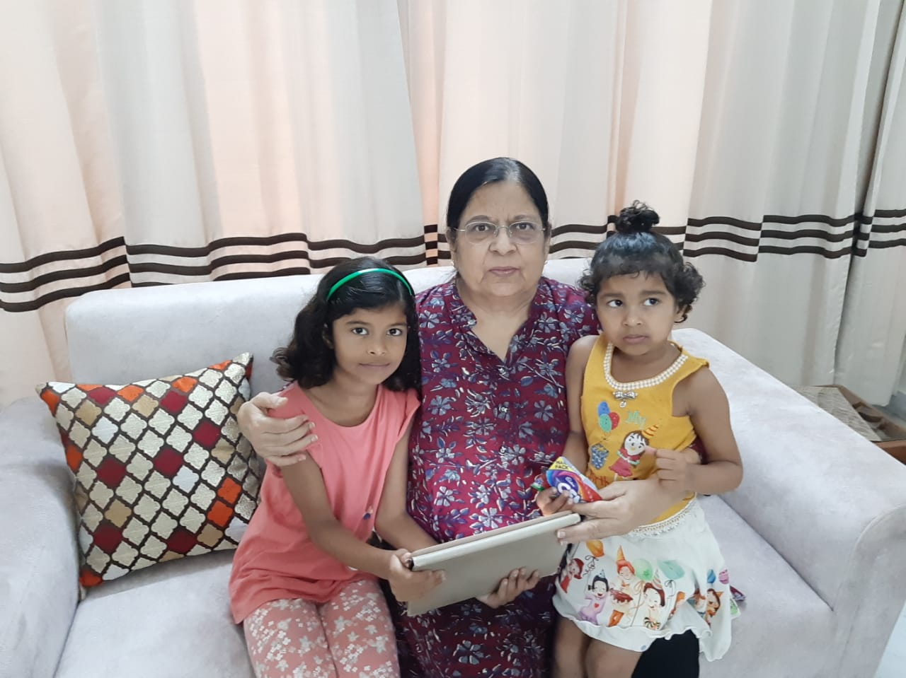 Being mentally fit amid Covid-19 is crucial, says 70-year-old Manju Singh