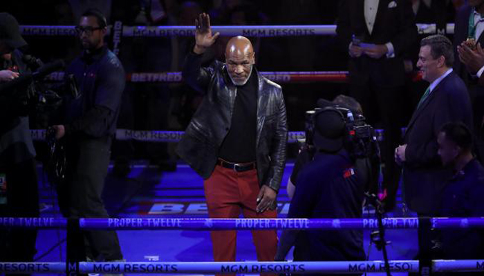 Mike Tyson All Set To Make Comeback In Boxing Ring In September