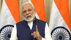 PM Modi addresses Nation on the occasion of 'Dharma Chakra Day'