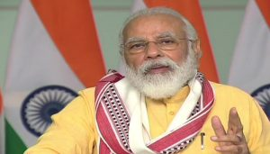 PM Modi launches Water project, says 'North East is symbol of cultural strength'