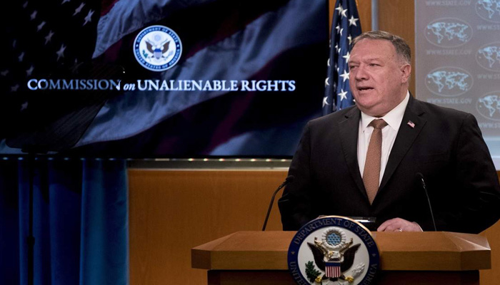 Its time to push back against challenge posed by China: Pompeo