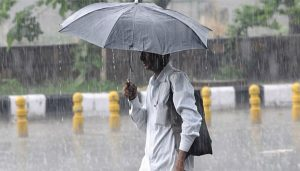 Thundershowers, Rain Likely To Occur Over Some Parts of UP