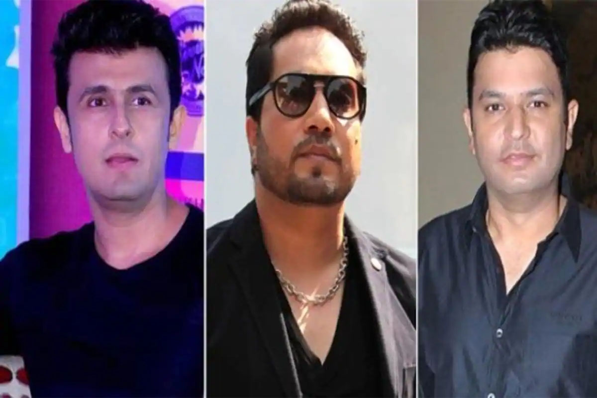 Mika tells about Sonu Nigam and Bhushan Kumars love-hate relationship