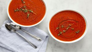 Mood For Something Light? Try This Delicious Healthy Tomato Soup