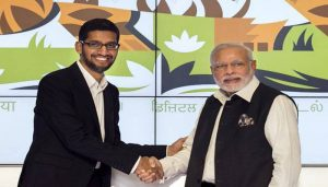 Google to invest Rs 75,000 Crore in India: Sundar Pichai