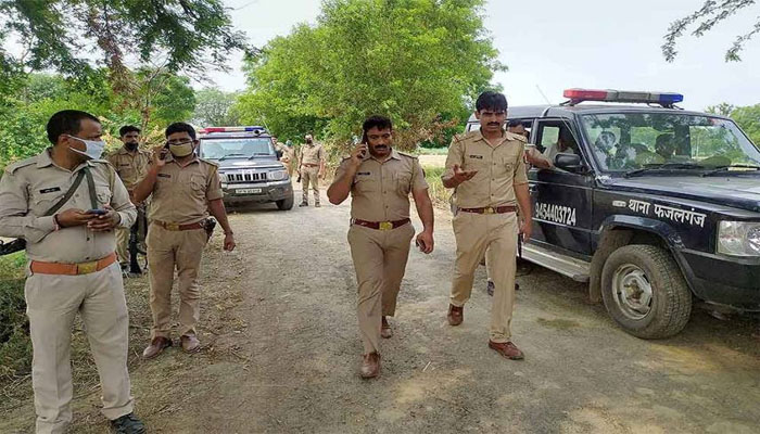 UP Police arrests Vikas Dubeys main aide, further investigation on
