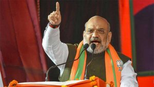 Amit Shah takes a jibe at Congress, says Rahul is unaware of fisheries ministry