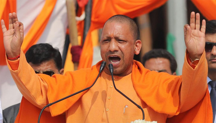CM Adityanath directs UP Officials to stop Incidents of Love Jihad