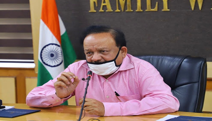 Health Minister Dr Harsh Vardhan launches Covid Vaccine Portal