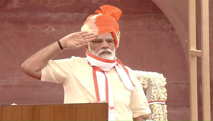 Armed Forces Flag Day: India is proud of their heroic service- PM Modi