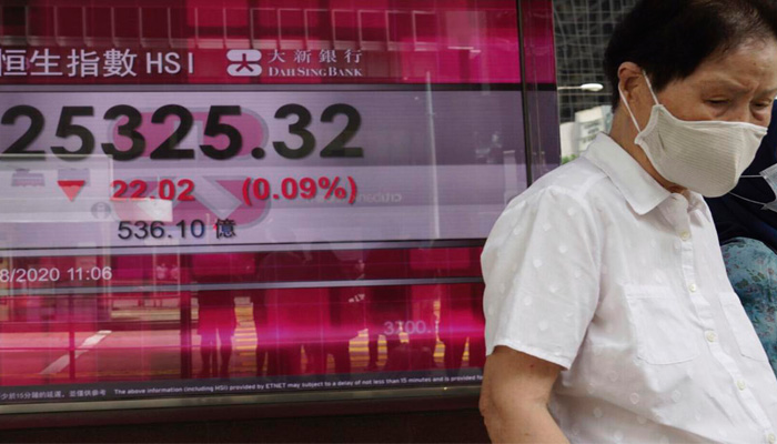 Shares mixed in Asia after S&P 500 logs fresh all-time high