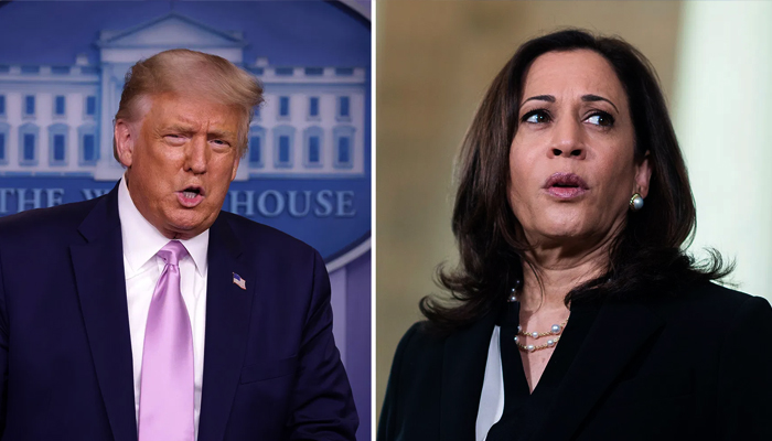 Kamala Harris not competent to be US president, says Trump