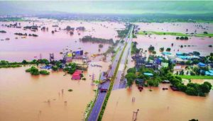 Rains: Over 5,000 shifted in Kolhapur district of Maharashtra