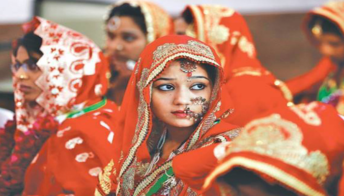 Govt reconsidering the minimum age of marriage for Girls