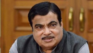 Nitin Gadkari lays foundation Stone of Rs 3,000 crore Highway project