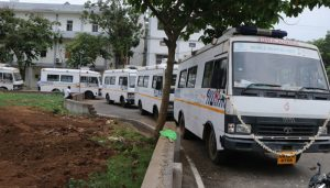 Mobile healthcare units for non-COVID patients in Odisha's Ganjam district