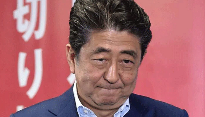 Japan PM Shinzo Abe says hes resigning for health reasons