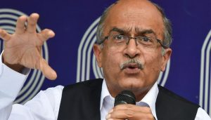 Supreme Court finds Prashant Bhushan guilty of contempt against CJI