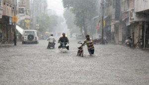 Heavy Rainfall in all-over India; Red alert for 48 Hours