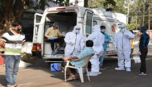 Corona virus tally at 22.68 Lakh; 53,000 new Cases in day in India