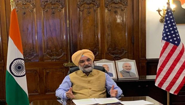 Indian Ambassador in US discusses trade with Pennsylvania Governor