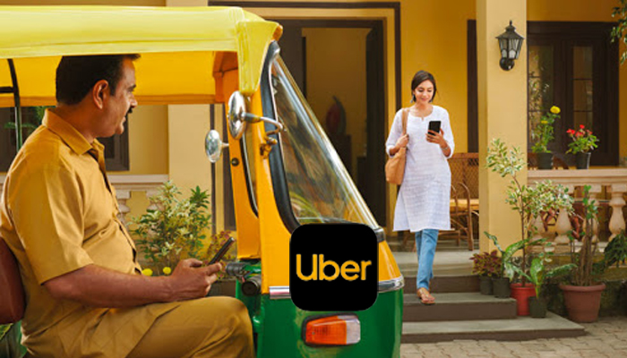 Uber launches auto rentals service in India