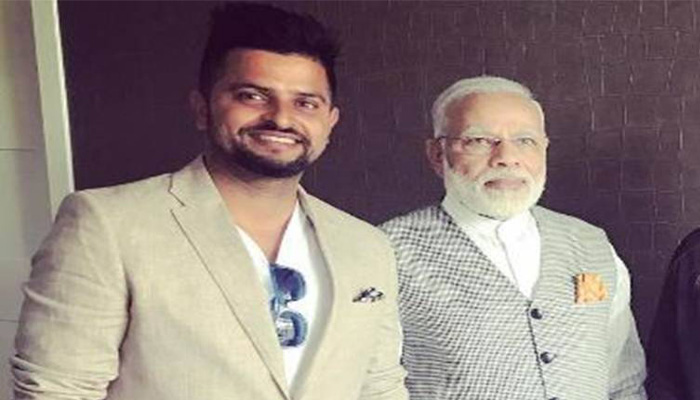 PM Modi Writes to Suresh Raina: You are way too young and energetic to Retire