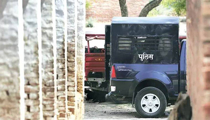 Gonda shooting was 'staged'; injured priest booked, 7 held: UP Police