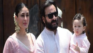Kareena Kapoor & Saif Ali Khan To Welcome Their Second Child Around March 2021